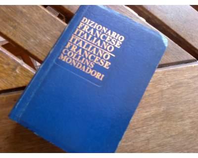 Dizionario francese italiano del