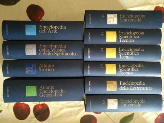 Enciclopedia garzanti «dieci pi?