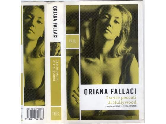"I sette peccati di Hollywood"" di Oriana Fallaci"