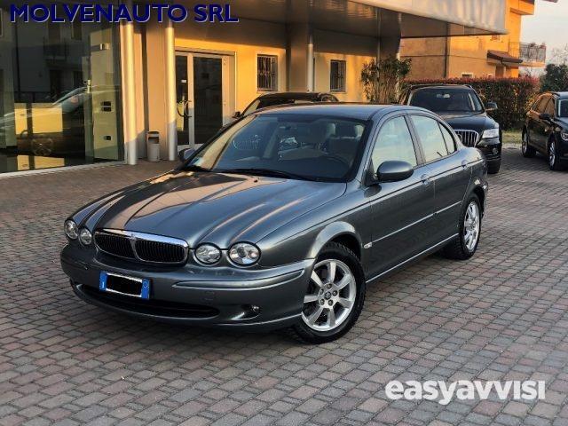 Jaguar x-type 2.5 v6 24v cat classic benzina/gpl, provincia