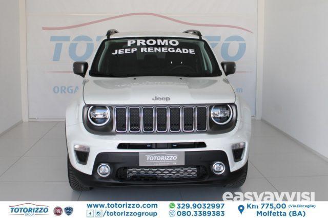 Jeep renegade 2.0 mjt 140cv 4wd limited at9 diesel, citta