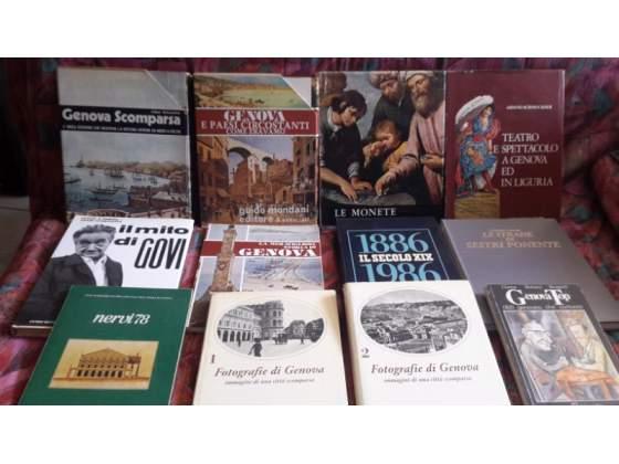Libri su Genova e la Liguria
