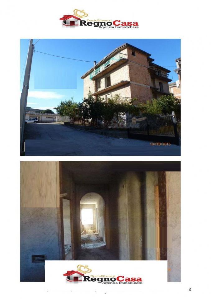 Appartamento trilocale 157 mq, provincia di caserta