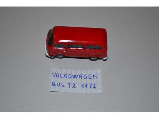 Volkswagen Bus T Modellino per Plastico Ferroviario