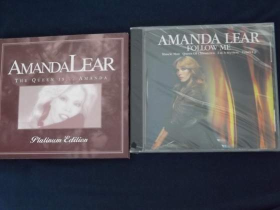 Amanda Lear Cd Vari Raccolta Successi Best