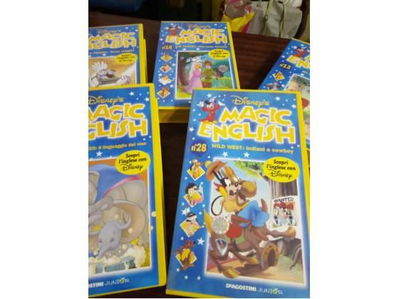 Casste VHS cartoni animati
