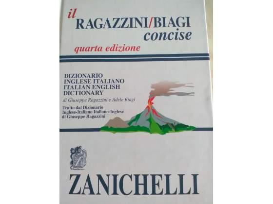 Dizionario Inglese Italiano, Italiano Inglese