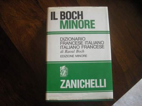 Dizionario di francese zanichelli