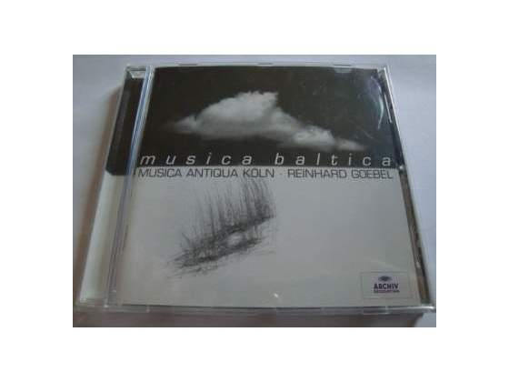 MUSICA BALTICA - MAK, Goebel - CD - Archiv - DDD - Musica