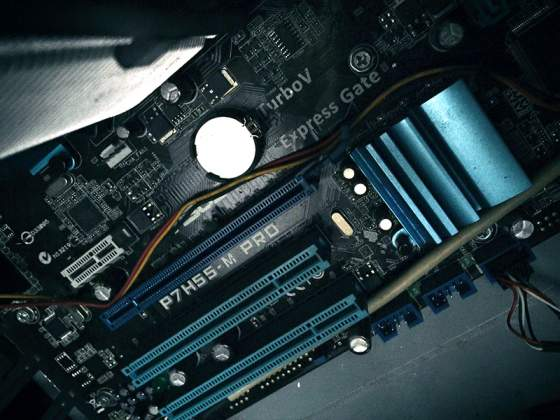 Scheda Madre ASUS P7H55-M PRO motherboard LGA