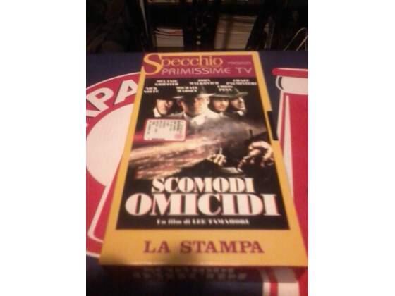 VHS - Film - Scomodi Omicidi