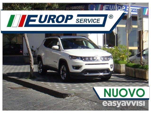 Jeep compass 1.4 multiair 140cv limited my19 nuova benzina,