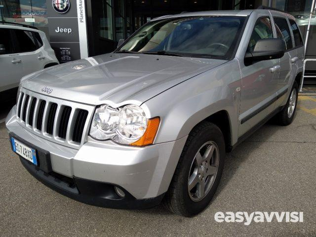 Jeep grand cherokee 3.0 crd dpf laredo garanzia 12 mesi