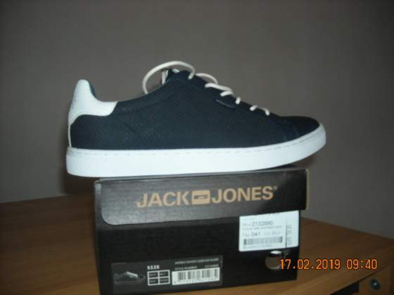 Sneakers jack&jones jfwtrent nuove mai usate