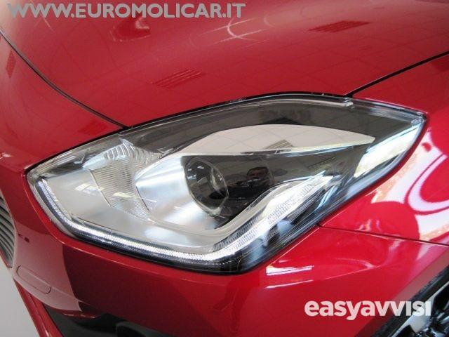 Suzuki swift 1.2 hybrid 4wd allgrip top elettrica/benzina,