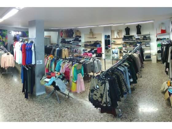 Vendo attività commerciale abbigliamento