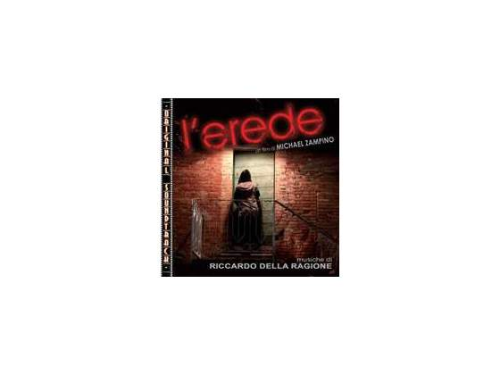 L'EREDE cd colonna sonora soundtrack originale film thriller