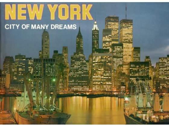 New York, city of many dreams, Idea Books