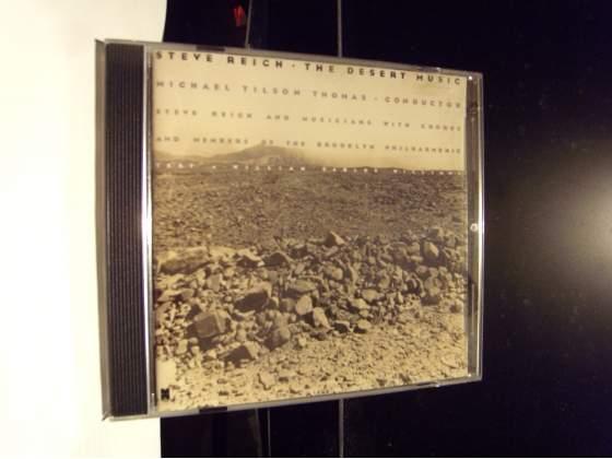 Reich The Desert Music CD