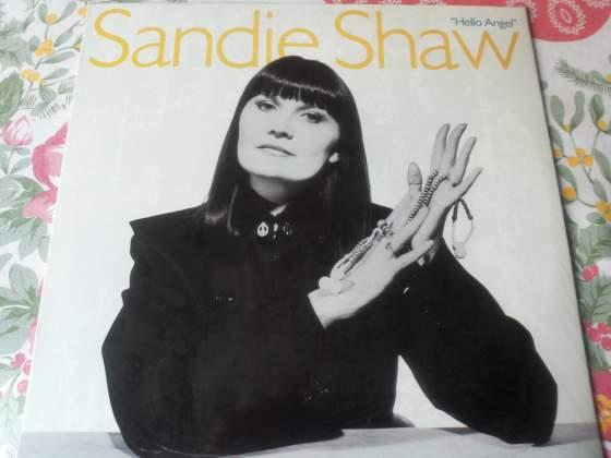 Sandie SHAW lp Hello angel 1a Stampa Italia  sigillato!