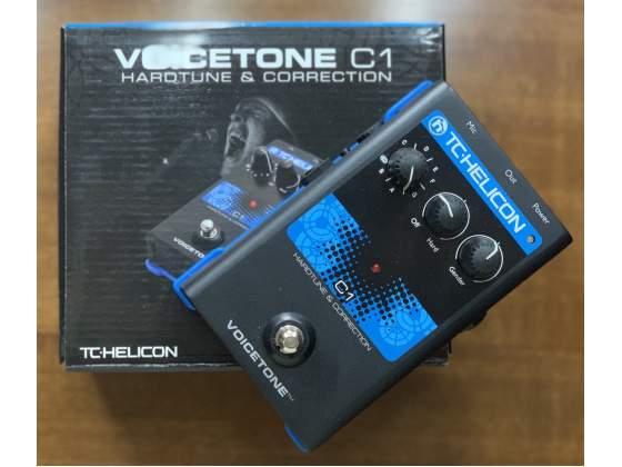 TC HELICON Voice Tone C1 HardTune & Correction