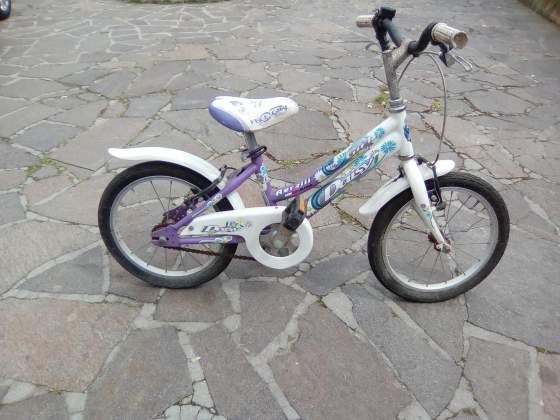 Bicicletta bambina 4-6 anni regalo