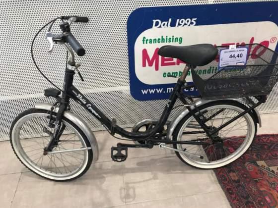 Bici Bicicletta Susy Carraro Stile Graziella Posot Class
