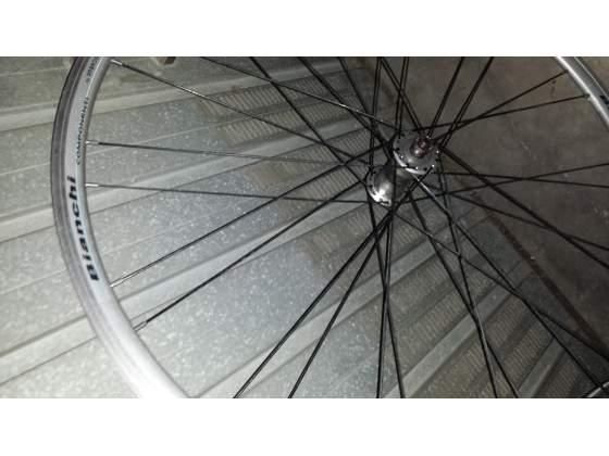 Coppia cerchioni bici da corsa