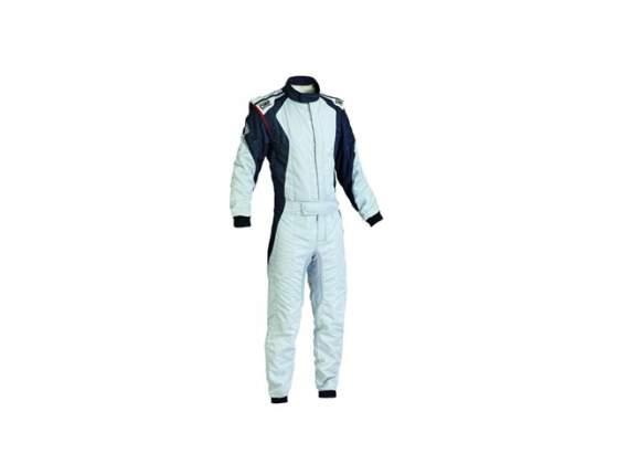 First evo suit silver/nero taglia 48