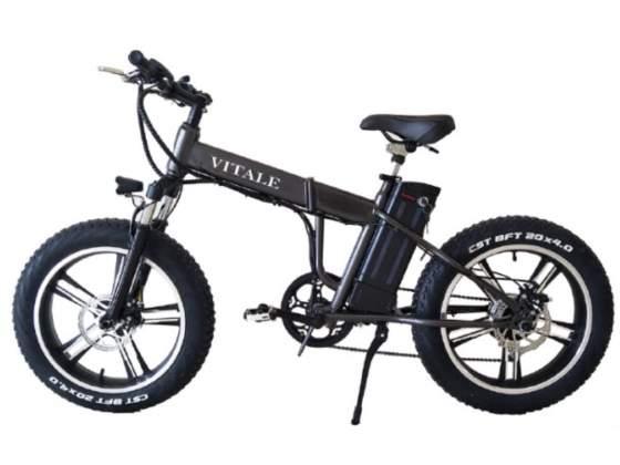 Mtb fat bike 250w promo nuovo