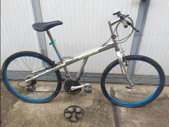 Mtb mountain bike shimano magnum vintage