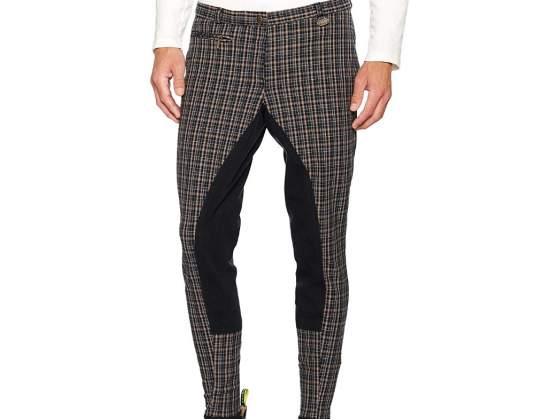 Pantaloni HKM NUOVI equitazione taglia 48