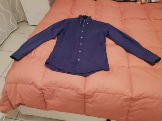 Camicia Ralph Lauren_Uomo_Slim fit_Taglia S