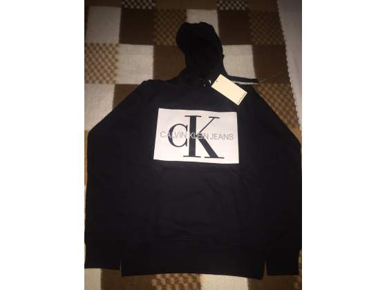 Felpa Calvin Klein Jeans tg.S nuova originale