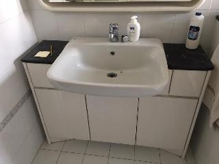 Piano in marmo con lavabo bagno posot class for Vendo mobile bagno