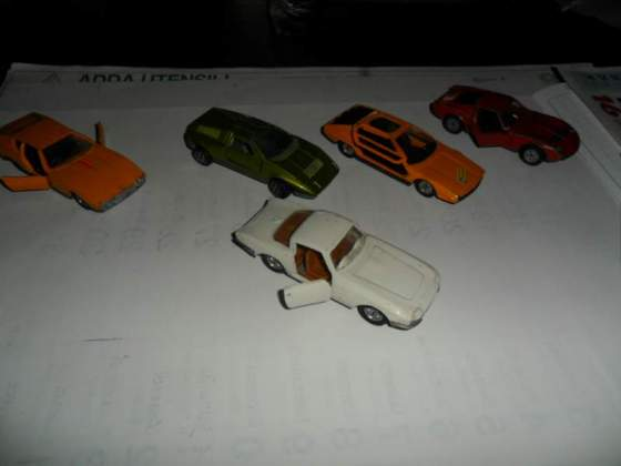 Modellini auto politoys