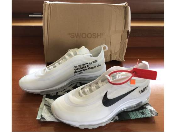 Air max 97 off white | Posot Class