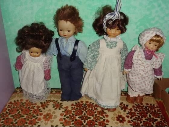 Bambola porcellana marigiò da collezione | Posot Class