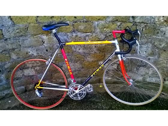 Bici da corsa d'epoca anni 70 Motobecane