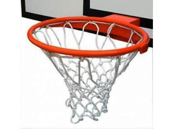 Canestro basket super rinforzato omologato tubo pieno +