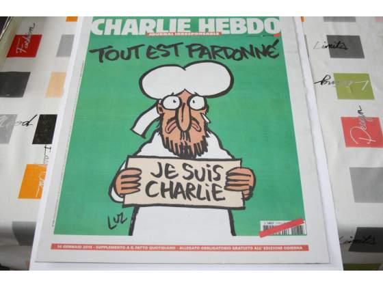 Edizione strordinaria Charlie Hebdo N°