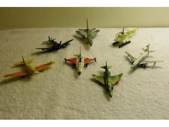 Modellini di aerei