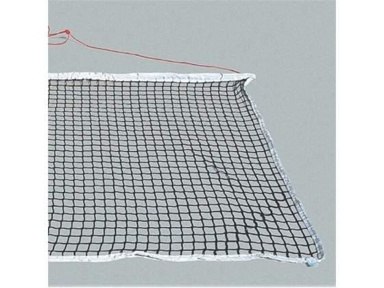 Rete da trascinare x campi da tennis + guida in ferro