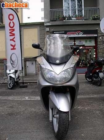 Yamaha majesty 400 - km.…