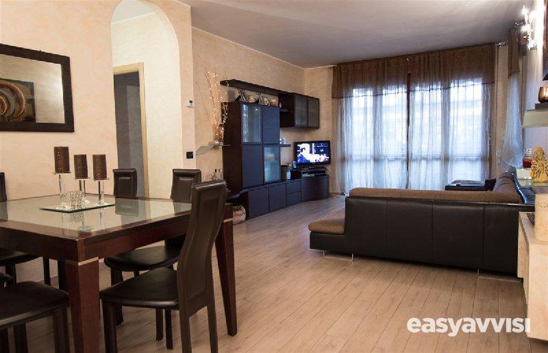 Appartamento quadrilocale 125 mq