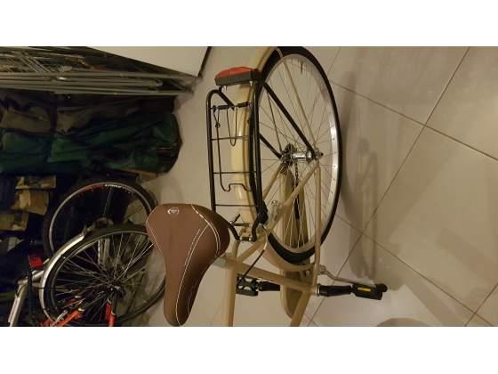 Bicicletta da uomo con cerchi da 28
