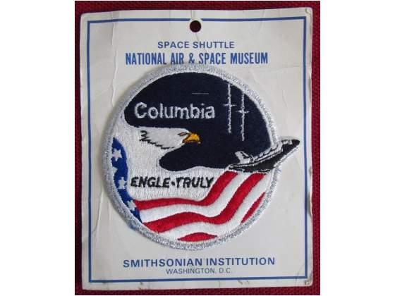 Distintivo,anni 80, Space Schuttle Columbia