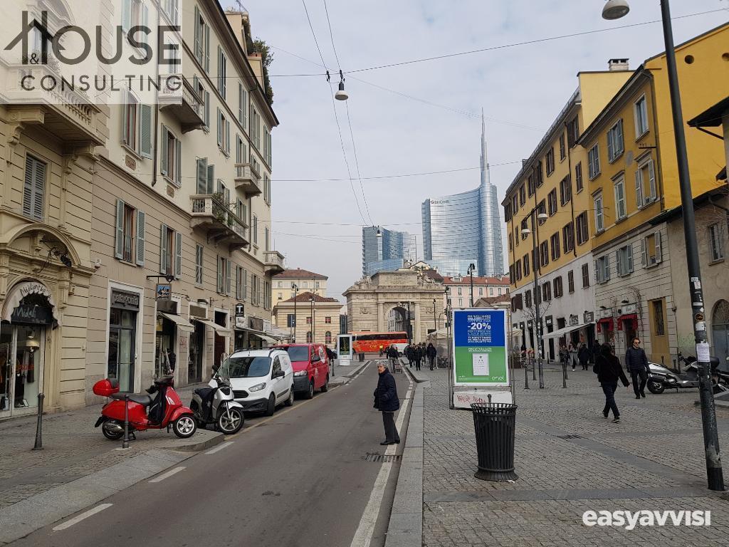 Milano - affittasi negozio in corso garibaldi, citta