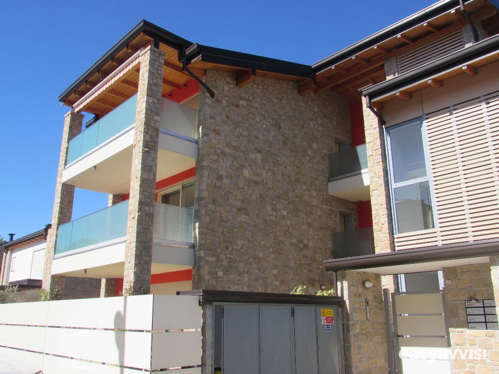 Nuova costruzione. attico con terrazzo di 50mq, citta