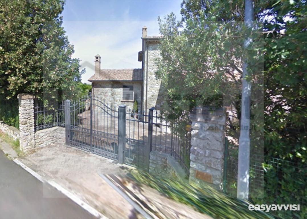 #asta santa luce-pomaia villa in ottimo stato su due piani